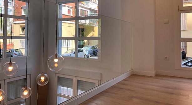Reformas de una vivienda en Madrid